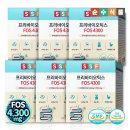 프리바이오틱스 FOS4300 6박스(180포) 아연 함유