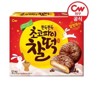 초코파이찰떡 258g 12개입 1박스