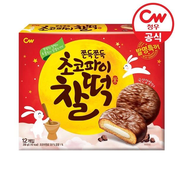 초코파이찰떡 258g
