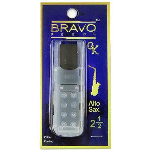 Bravo 색소폰 알토 리드 ㅣ 색소폰 합성리드