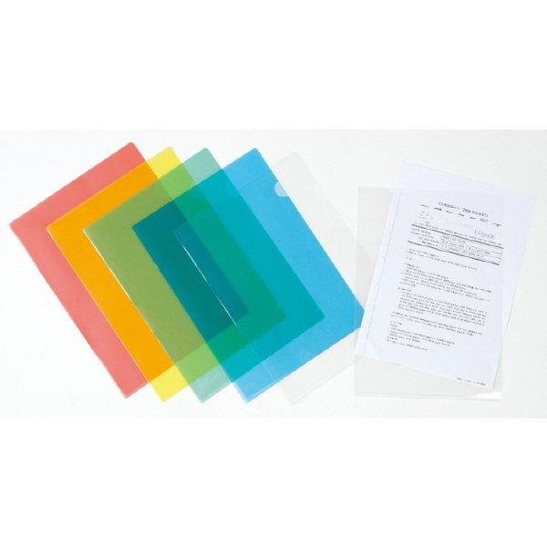 고투명 클리어홀더(투명/10개팩/OfficeDEPOT)