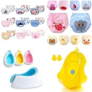 아기배변훈련팬티 유아용 속옷 기능성 디자인 예쁜 언