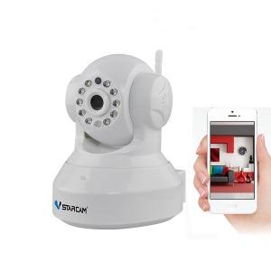 고화질 무선 IP카메라 Vstarcam-100C 가정용 홈CCTV A