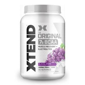 XTEND 엑스텐드 BCAA 글레이셜 그레이프 포도 90 서빙