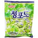 청포도캔디 520g/포도사탕/알사탕/대용량/과일캔디