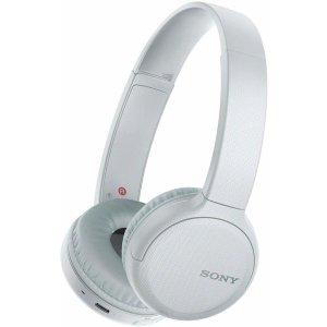 sony 소니 WH-CH510-W 블루투스 무선 헤드폰 화이트