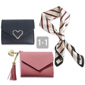제이나나 봄신상 지갑/에코백/스카프