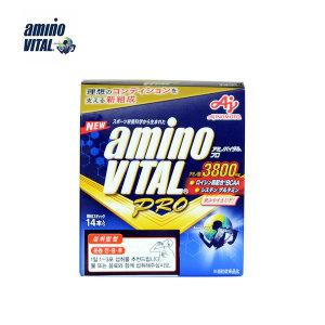 아미노바이탈 3800 프로 14포 BCAA 파워젤 아미노산