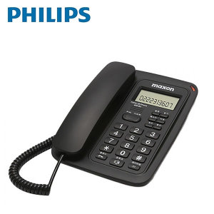 맥슨 MS-911 유선 전화기 발신자표시/당일발송