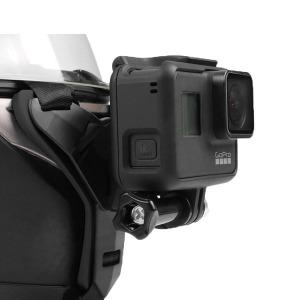 고프로 액션캠 바이크 헬멧 블랙박스 마운트 일체형