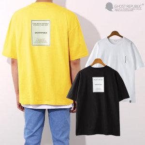 스트릿 남자 빅사이즈 반팔티 / 오버핏 티셔츠 GT3155