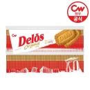 청우 델로스 오리지날 630g/쿠키/과자/간식/디저트