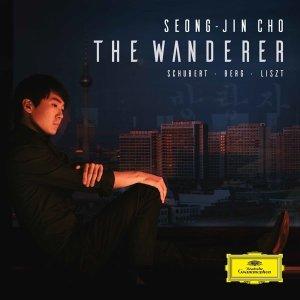 (포토카드) 조성진 - 방랑자 : 슈베르트  베르크  리스트 (하드커버 디럭스 버전) / Seong-Jin Cho - The W