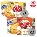 예감 오리지널12Px3개+치즈그라탕12Px3개