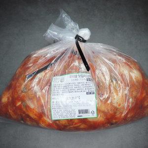 종가집 우리땅 맛김치 소백 5kg 종갓집 김치 썰은김치