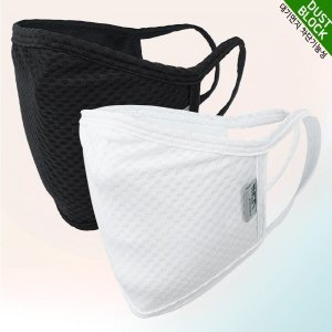 MCN MASK  K메쉬 나노마스크 (블랙) 세탁가능