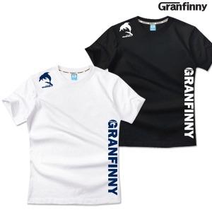 그랜피니 돌핀 반팔 티셔츠 GSN