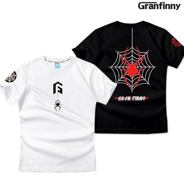 그랜피니 스파이더 반팔 티셔츠 NGX