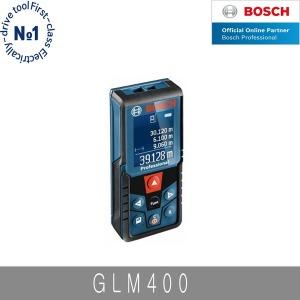 보쉬 GLM400 레이저 거리측정기 레이저줄자 40M측정