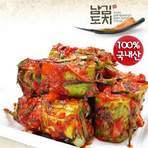 남도김치 아삭 향긋 오이김치 1kg/오이소박이/반찬 국