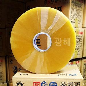 동양 자동테이프 (1박스 5개) OPP 러버 포장용테이프