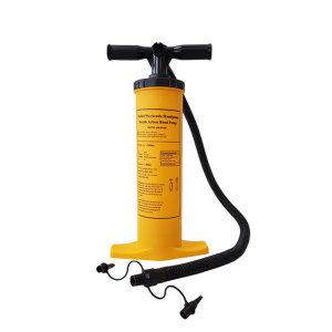 젤존 대용량펌프/장애물마네킹 볼펌프 튜브 축구공