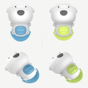 곰돌이 손끼임방지 안전용품 잠금장치 도어스토퍼