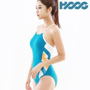 후그  여성 원피스 수영복 탄탄이 WST1260