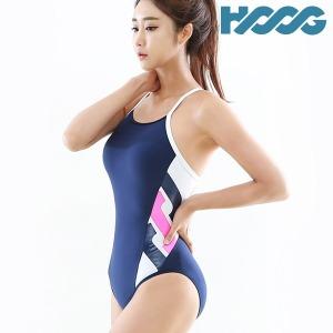 후그 여성 원피스 수영복 탄탄이 WST1259