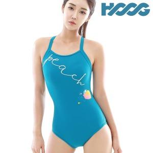 후그  여성 원피스 수영복 탄탄이 WST1257