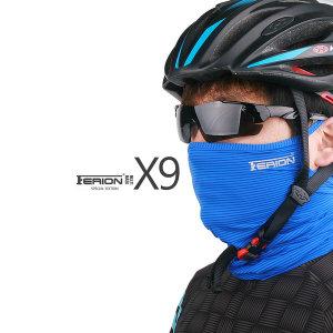 국산 패리온 고급형 쿨마스크 자전거마스크 X9 2020형