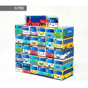 타요 멀티플레이 종이블럭 32pcs/국내제작 EQ종이블럭