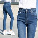 여자 스판청바지 스키니핏 여성팬츠 하이웨스트 OB275