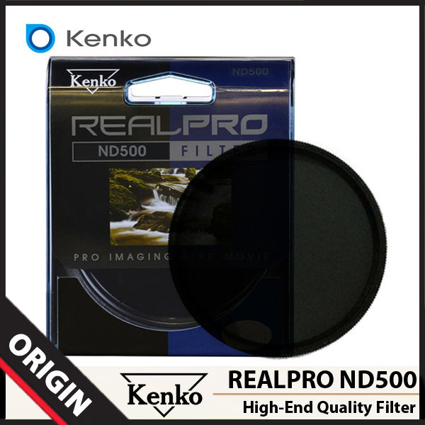 겐코 Kenko REALPRO ND500 필터 55mm/렌즈필터