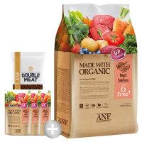 유기농 6free 플러스 소고기와연어 5.6kg (샘플증정)