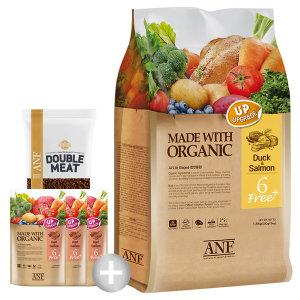 유기농 6free 플러스 오리와연어 5.6kg (샘플증정)