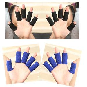 실리콘 손가락보호대 발가락보호 손 손목 보호대아대