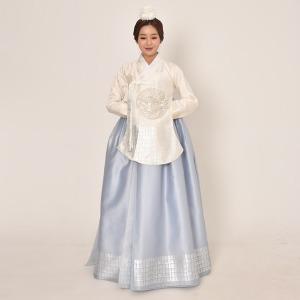 한복대여우리빔-세리 신부 커플돌잔치 웨딩촬영한복