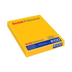 코닥 슬라이드필름 엑타크롬 E100 4x5(10매)