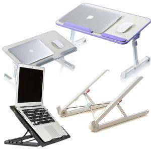 좌식 노트북책상/베드트레이/침대책상/노트북테이블