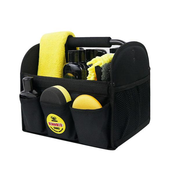 시모나이즈 다용도 툴백 차량용 트렁크정리함 세차용
