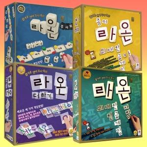 라온 더하기 주사위 종이라온 최신한글판 보드게임
