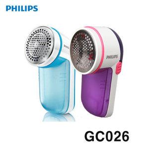 필립스 GC-026  보풀제거기 GC026 /건전지식/보풀정리기