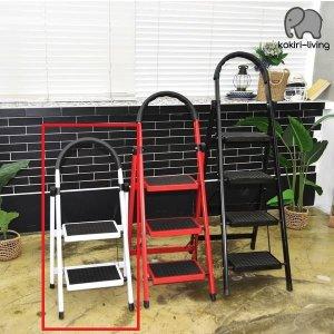 접이식 사다리 스툴 의자 2단 3단 4단 3색상