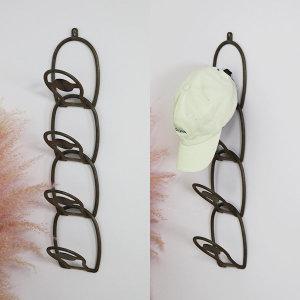 주렁주렁 4P 모자 걸이 가방 목도리 악세사리
