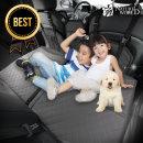 차량용 뒷좌석 차박 드라이빙 놀이방매트 SUV 확장형