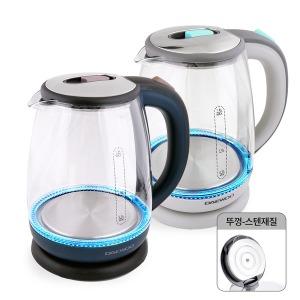 대우 친환경 유리포트 1.8리터 커피 포트 주전자