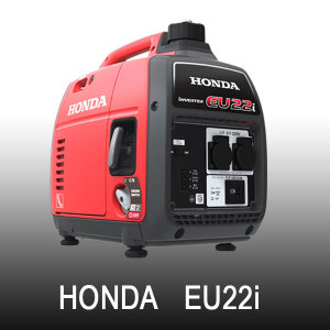 혼다 EU22i 방음형 발전기 (EU20i신형) 캠핑용 저소음