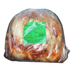 종가집 포기김치 백두 10kg 투명포장 종갓집 국산김치