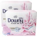 다우니 세탁세제 폼형 핑크 16개입x2개(일반드럼겸용)